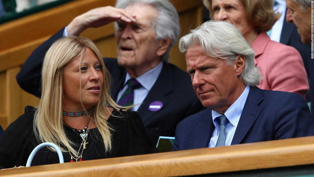"The great Bjorn Borg -- <a href=""http://edition.cnn.com/2016/07/08/tennis/bjorn-borg-wimbledon-john-mcenroe/index.html"" target=""_blank"">who won five consecutive Wimbledon titles from 1976</a> -- was in attendance, and would no doubt have been impressed by the big-serving Raonic."