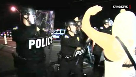 shootings protests in arizona police clash pepper spray_00001214.jpg