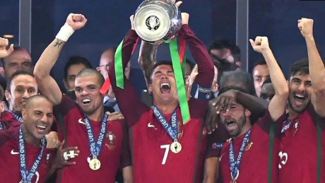 Portugal beat France despite loss of Ronaldo