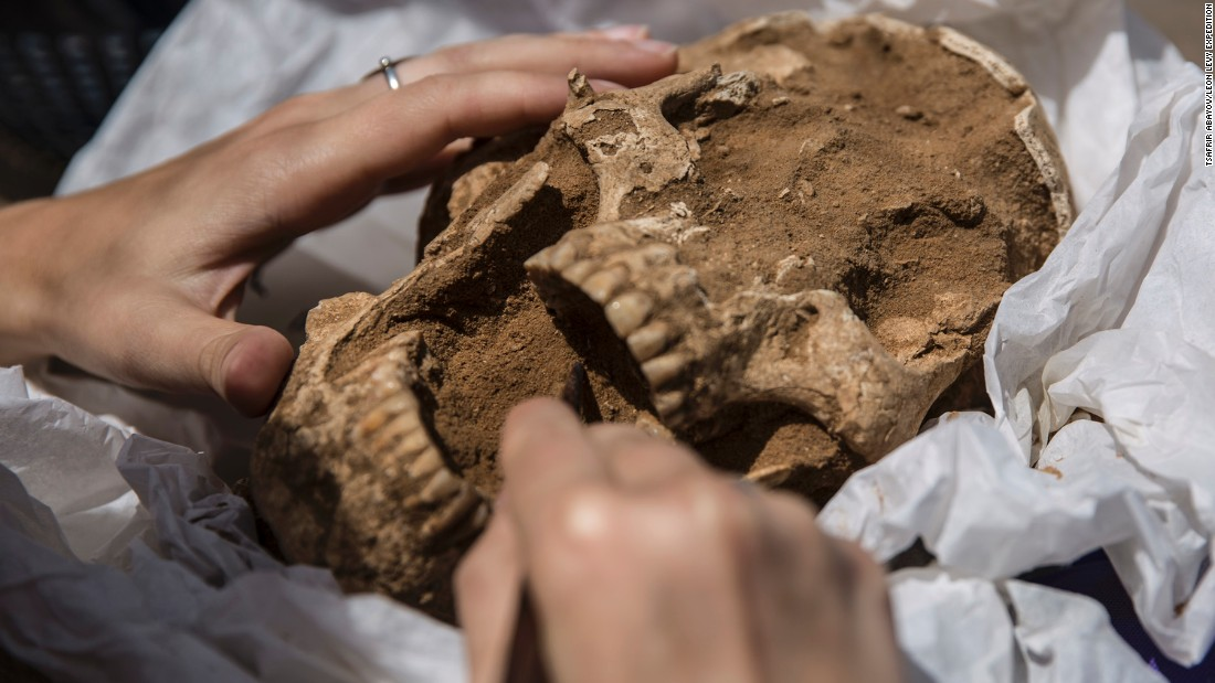 """This cemetery is going to teach us a whole lot about the Philistines that we've never known before,"" said Daniel Master, professor of archaeology at Wheaton College."