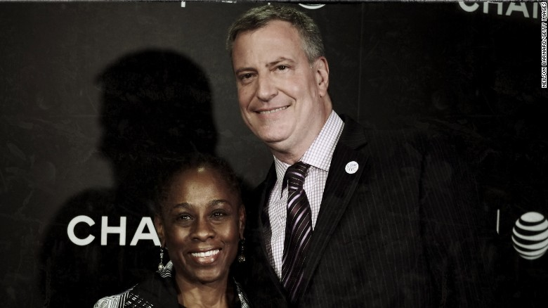 Bill de Blasio: I respect Black Lives Matter movement