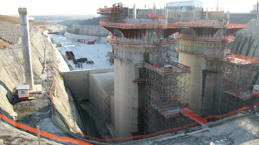 The Ingula Hydroelectric Plant in South Africa has now begun production, and is the fourth of its kind to be built in the country. With some parts still under construction, it has a planned capacity of around 1,100 megawatts and will be one of the largest in terms of power generating capacity once fully operational in October 2016, according to construction company Salini Impregilo.<br />