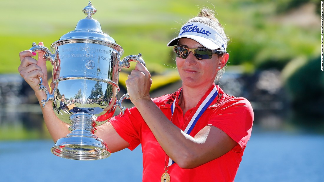 U.S. Women's Open: Lang wins maiden major - CNN.com