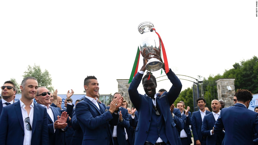 After Ronaldo left the field, a new hero was born. Having never scored a competitive international goal, enduring a torrid spell at Welsh club Swansea last season, nobody expected Eder to be lifting the Euro 2016 trophy.