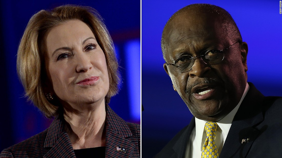 Several business executives have sought the presidency in recent elections, but most never made it past the party nomination process. Former Godfather's Pizza CEO Herman Cain ran in the Republican race in 2012 and former Hewlett-Packard CEO Carly Fiorina did so this past year.