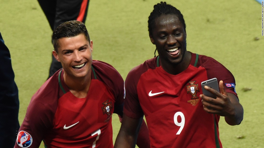 "Perhaps the most unlikely hero imaginable, his extra-time winner prompted manager  Fernando Santos to pronounce ""Eder was an ugly duckling, but now he is a beautiful swan."""