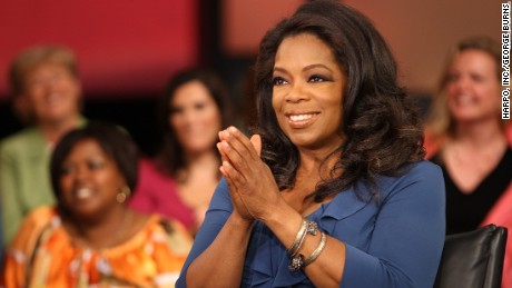 Oprah for President is now a possibility, cue Twitter exploding with joy