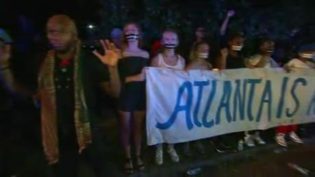 atlanta protests Sandoval live_00010411
