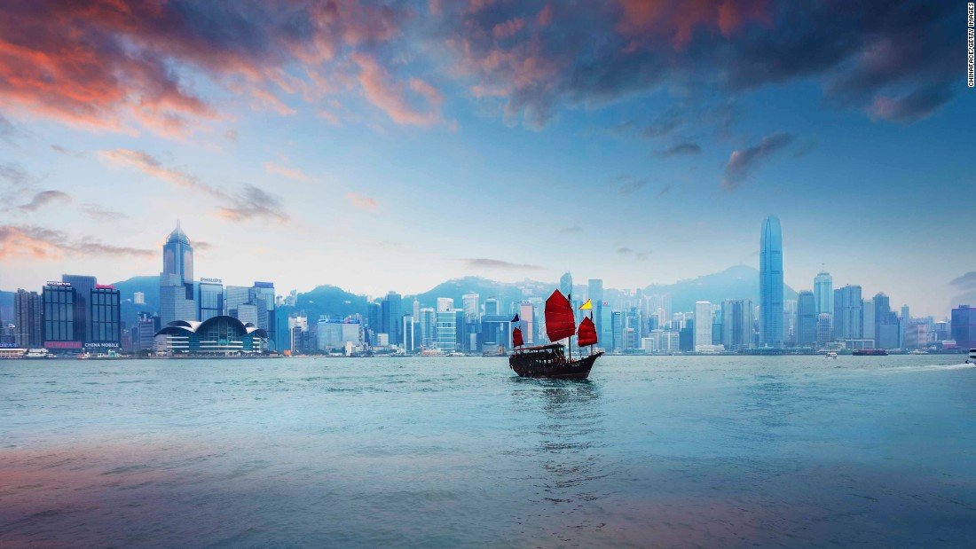 A junk boat set against the famous skyline might be the iconic shot of Hong Kong, but Lonely Planet picked the territory for its natural heritage miles away from Victoria Harbor.