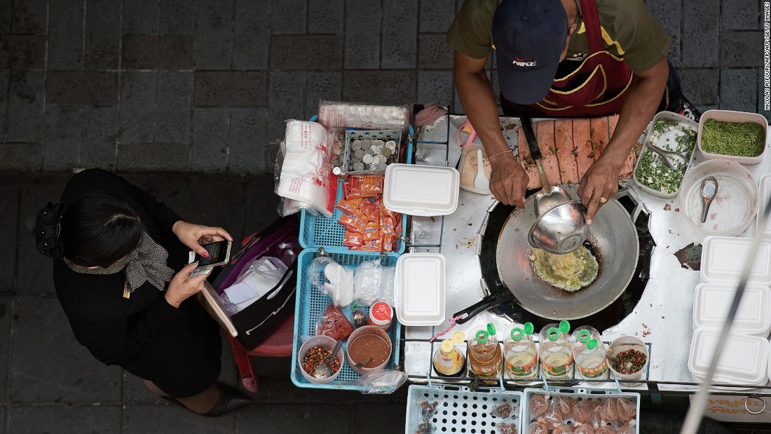 Few cities can rival Bangkok when it comes to street food variety and quality. Spicy noodles, glistening rice porridge, tender pork legs -- all can be had for a handful of change and minimal fuss.