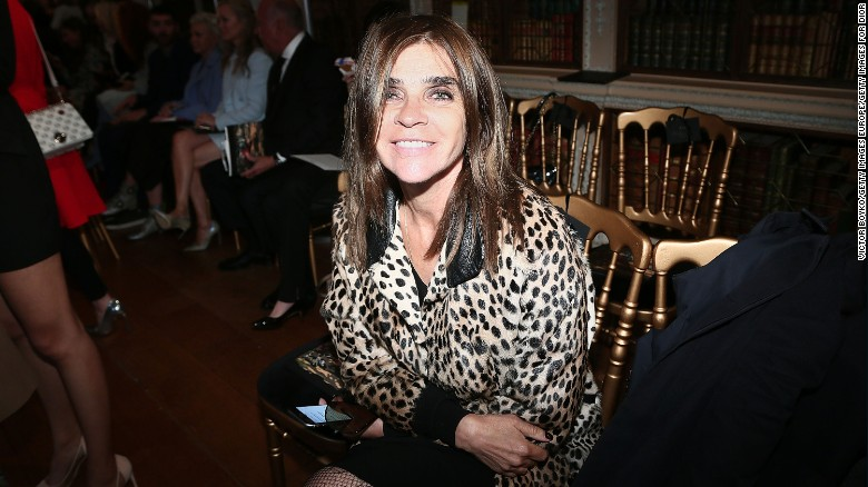 Carine Roitfeld: How to flirt like the French