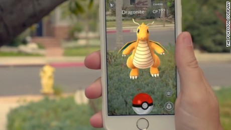 The funniest moments from the Pokemon Go  hysteria.