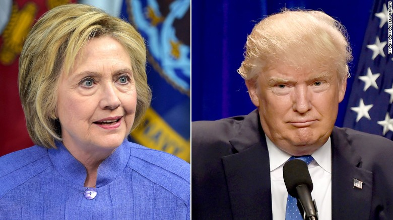 Donald Trump: Clinton won't keep America safe