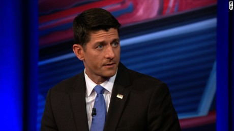 Paul Ryan: Ginsburg's comments show inherent bias