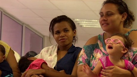 Mothers of Zika babies shunned by society