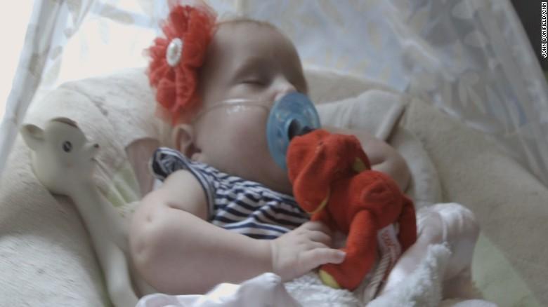 Google Cardboard saved their baby