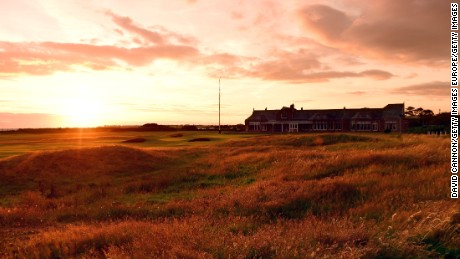 Royal Troon hosts the 2016 Open Championship.