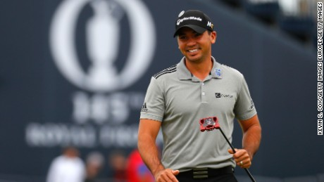 World No.1 Jason Day was devastated to miss last year's playoff.