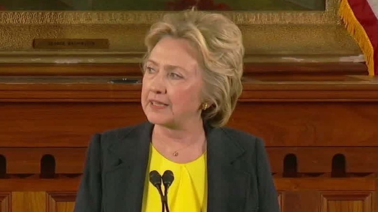 Hillary Clinton: We're all in this together
