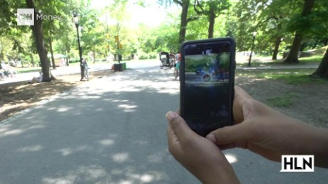 Pokemon Go is a no-no at some locations