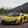 McLaren Automotive profile 5