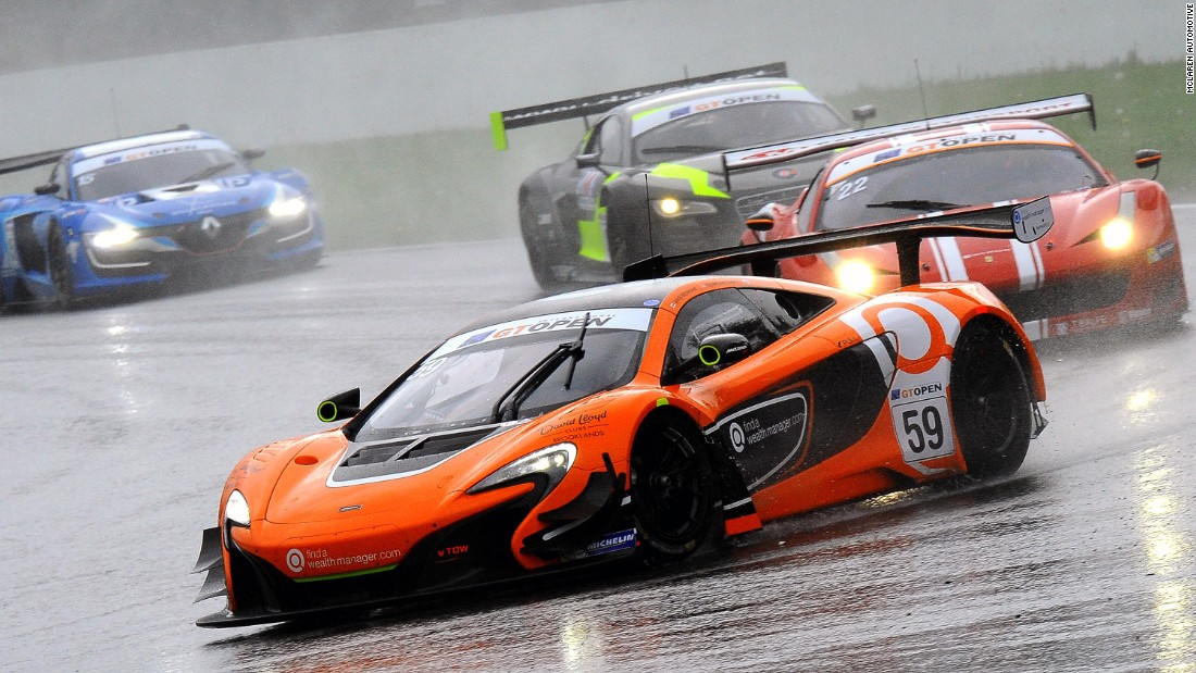 The marque is still winning races thanks to McLaren GT, the GT race car manufacturing arm of McLaren Group.
