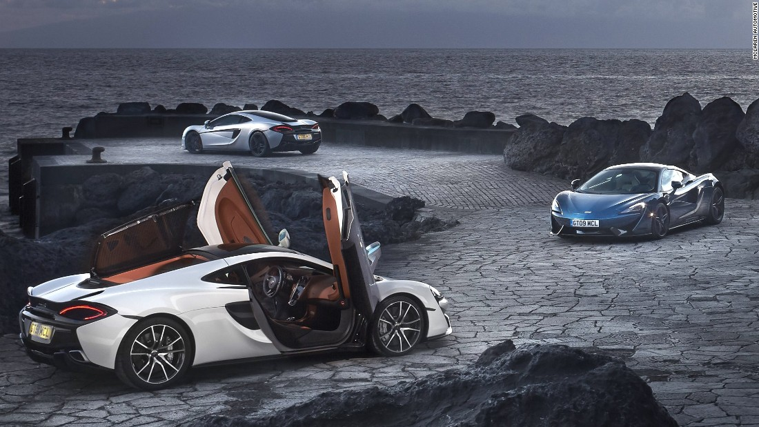 McLaren's Sports Series aims to produce supercars suitable for everyday driving at a relatively affordable price.