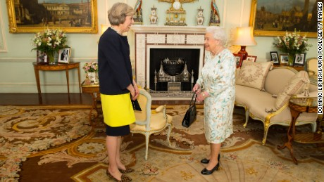 Theresa May 'walks the walk,' say friend and colleague