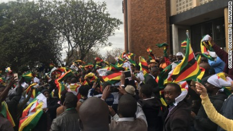 #thisFlag protesters marched in July.