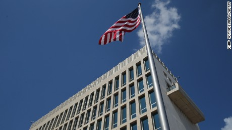 US embassy employees possibly subject to 'acoustic attack'