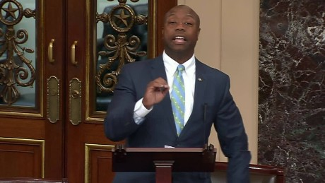 Black senator: I was stopped 7 times by police