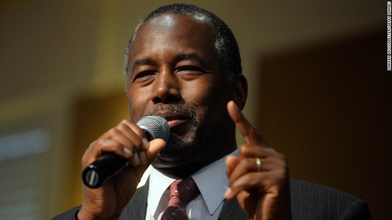 Carson: Trump should apologize for questioning Obama birth