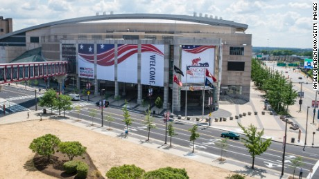 72 items banned from RNC event zone