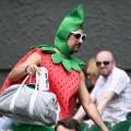 Wimbledon Starwberry Man 2016