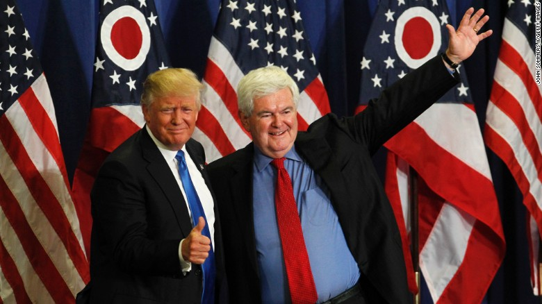 Gingrich: We should test all Muslims