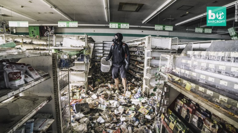 Photographer sneaks into Fukushima exclusion zone