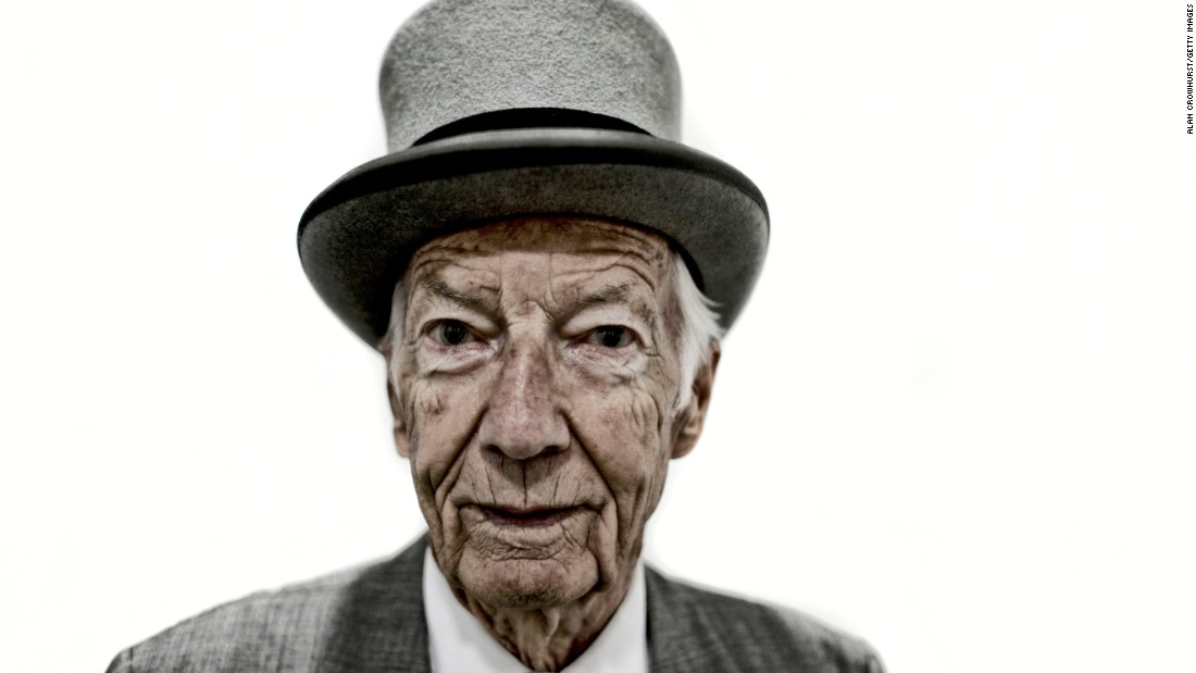 Retired British 11-time chamption jockey Lester Piggott is a regular at Ascot. With 4,493 British winners to his name, he is widely regarded as one of the greatest flat racing jockeys of all time.
