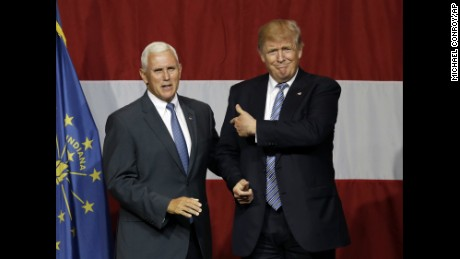 Donald Trump's last-minute vice presidential indecision