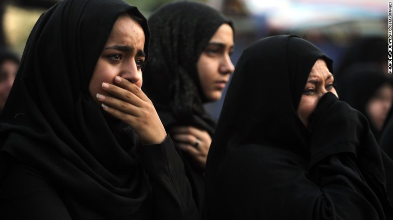 Majority of ISIS victims are Muslim