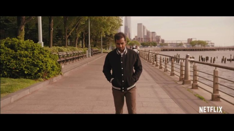 Watch the trailer for 'Master of None'