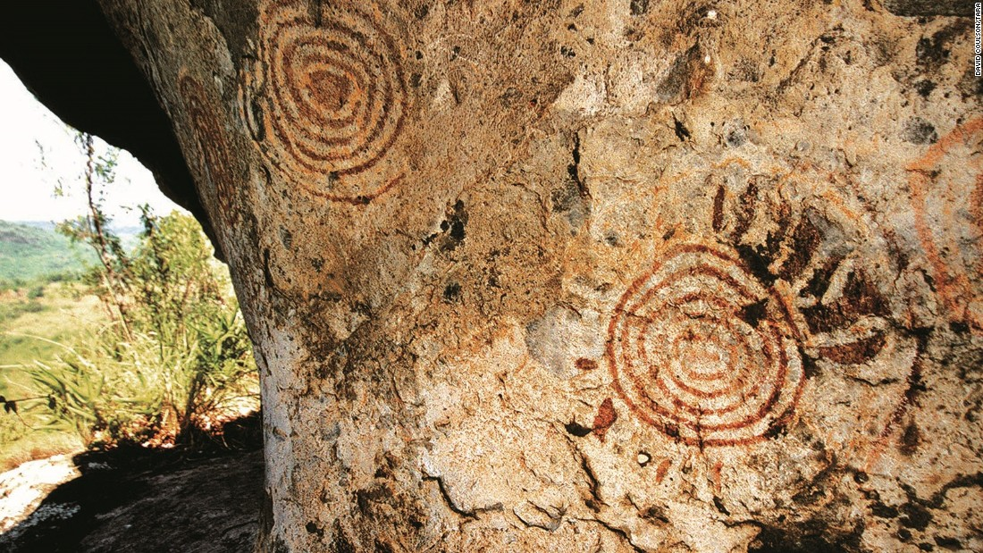 "Coulson's colleague at TARA, Kabiru Josiah, describes local communities as the ""custodians"" of rock art. ""It's at their disposal,"" he says, ""either to protect it or destroy it."""