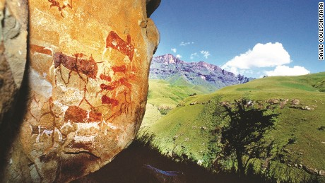 Rock art across Africa is dying, say experts