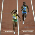 shelly ann fraser pryce beijing 2008 olympics