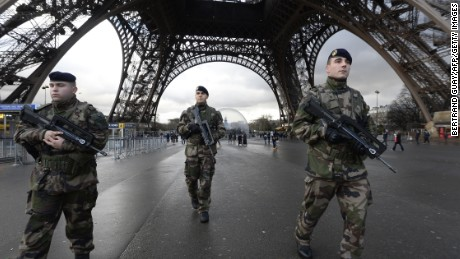 Extreme authority: France's 'state of emergency'