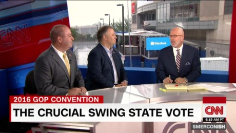 Swing State GOP Chairmen on Convention,  Election_00014528