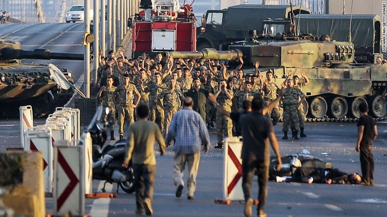 The Turkish coup attempt: one year after