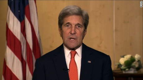 "John Kerry appears on ""State of the Union"""
