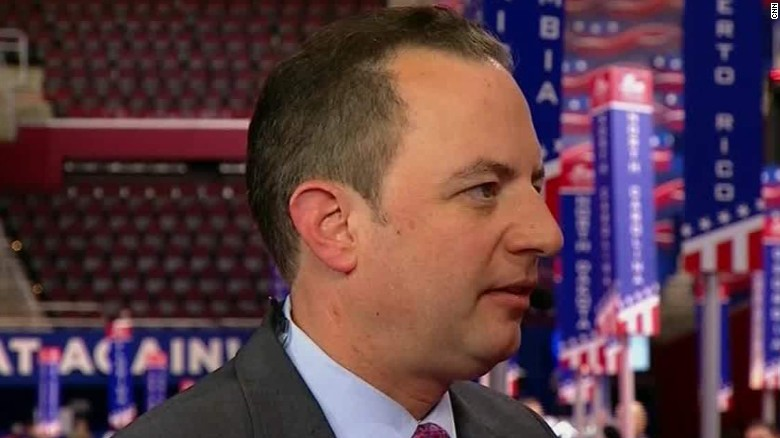 RNC chairman forgets Paul Ryan isn't running for VP