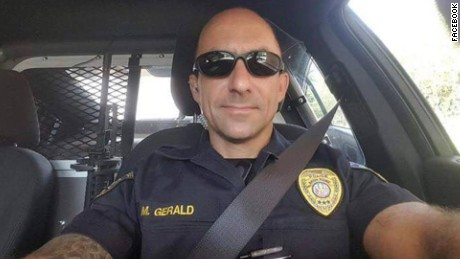 Matthew Gerald, 41, of the Baton Rouge Police Department.