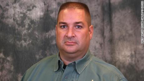 Sheriff's Deputy Brad Garafola